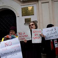 Siria No War