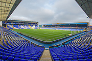 St Andrews during the Sky Bet Championship match between Birmingham City and Wolverhampton Wanderers at St Andrews, Birmingham, England on 31 October 2015. Photo by Shane Healey.