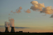 Exelon's nuclear power plant in rural Byron, Illinois.