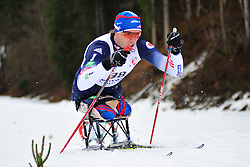 SOULE Andrew, CAN at the 2014 IPC Nordic Skiing World Cup Finals - Long Distance