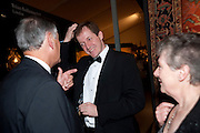 ALASTAIR CAMPBELL;, Bada Antiques Fine art Fair charity Gala. In aid of Leukaemia and Lymphoma Research. 18 March 2010.