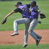 5.27.2011 Keystone vs Ursuline Varsity Baseball