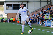Leeds United defender Charlie Taylor (21) during the EFL Sky Bet Championship match between Burton Albion and Leeds United at the Pirelli Stadium, Burton upon Trent, England on 22 April 2017. Photo by Richard Holmes.