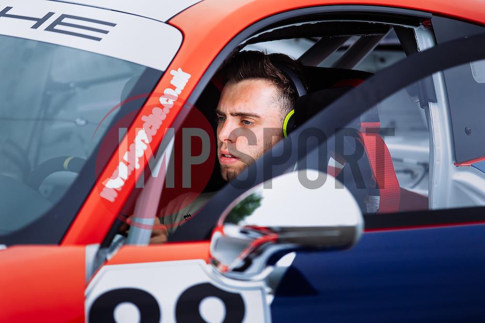 Dino Zamparelli | GT Marques | #88 Porsche 911 GT3 Cup | Porsche Carrera Cup GB | Qualifying - Mandatory byline: Rogan Thomson/JMP - 04/06/2016 - MOTORSPORT - Oulton Park Circuit - Little Budworth, England - BTCC Meeting Day 1.