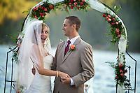 Jon and Jessica Biles wedding held Saturday, July 23, 2011 in Liberty Lake, Wash.