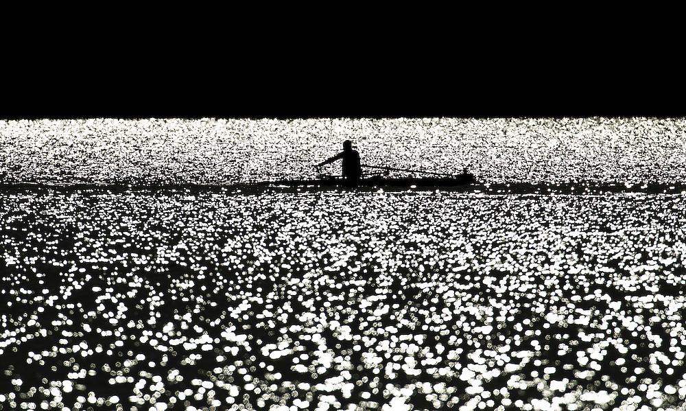 Shawnigan Lake School Rowing Regatta May, 2014. Photograph by: KEVIN LIGHT.