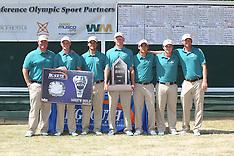 Men's Golf Final Round