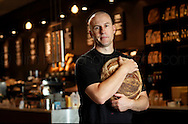 Copyright Jim Rice © 2013.<br /> ANDREW CONNOLE.<br /> CEO AND BAKER SONOMA BAKERY.