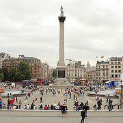 Trafalgar Square - London, UK