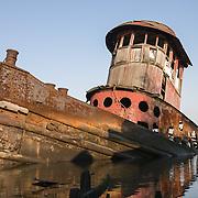 Steam Tug Chester, 2006
