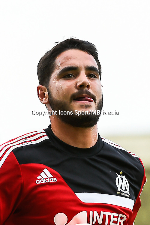 Julien FABRI - 23.07.2014 - Marseille / Benfica - Match Amical<br /> Photo : Fred Porcu / Icon Sport