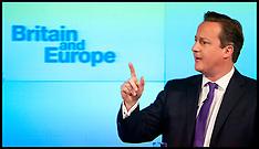 JAN 23 2013 David Cameron's Speech on Europe