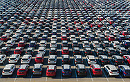 NATSS Auto terminal Port of Los Angeles California
