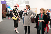 PANDEMONIA; RICHARD HAINES, ANNIKA MURJAHN, Frieze, 3 October 2018