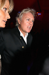 Musician ROGER TAYLOR at a party hosted by jeweller Theo Fennell and Dominique Heriard Dubreuil of Remy Martin fine Champagne Cognac entitles 'Hot Ice' held at 35 Belgrave Square, London, W1 on 26th October 2004.<br /><br />NON EXCLUSIVE - WORLD RIGHTS