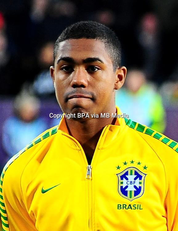 Fifa Men&acute;s Tournament - Olympic Games Rio 2016 - <br /> Brazil National Team - <br /> Malcom Filipe Silva de Oliveira