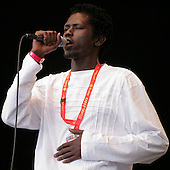 Emmanuel Jal Womad Reading 29th July 2006