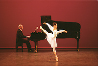 "English National Ballet in Mark Morris' ""Drink to ME Only With Thine Eyes...""<br />