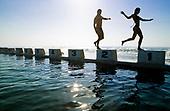 Ocean Pool Fun