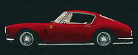 The Ferrari 250 GT SWB Berlinetta is a Ferrari intended for daily use by a wealthy public. You can perfectly use this painting of a Ferrari 250 GT SWB Berlinetta to hang in your shop, for example, to attract the attention of your audience, who will then immediately associate their shop with the style this Ferrari radiates.<br />