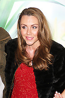 Michelle Heaton, Celebrity Screening of Disney's Tinker Bell and the Pirate Fairy, Cineworld Haymarket, London UK, 02 February 2014, Photo by Brett D. Cove