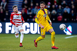 Joel Ward of Crystal Palace - Mandatory by-line: Robbie Stephenson/JMP - 17/02/2019 - FOOTBALL - The Keepmoat Stadium - Doncaster, England - Doncaster Rovers v Crystal Palace - Emirates FA Cup fifth round proper