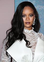 MANHATTAN, NEW YORK CITY, NY, USA - SEPTEMBER 13: Rihanna's 4th Annual Diamond Ball Benefitting The Clara Lionel Foundation held at Cipriani Wall Street on September 13, 2018 in Manhattan, New York City, New York, United States. 13 Sep 2018 Pictured: Rihanna, Robyn Rihanna Fenty. Photo credit: Image Press Agency/MEGA TheMegaAgency.com +1 888 505 6342