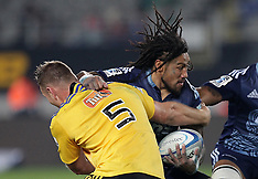 Auckland - Super Rugby, Blues v Hurricanes