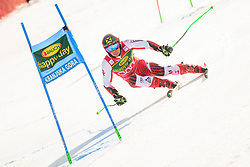 March 9, 2019 - Kranjska Gora, Kranjska Gora, Slovenia - Marcel Hirscher of Austria in action during Audi FIS Ski World Cup Vitranc on March 8, 2019 in Kranjska Gora, Slovenia. (Credit Image: © Rok Rakun/Pacific Press via ZUMA Wire)