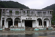 South Pacific, American Samoa, Pago Pago Tsunami Damages