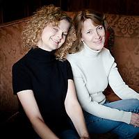 Marjorie & Janet @ the Hummingbird Lounge
