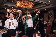 Hong Kong. St. Patrick society ball (Irish)   / Bal annuel irlandais de la St Patrick society  (irlandais)   / R00057/48    L940312a  /  P0000295