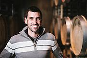 Mathieu Mercier. Osoyoos LaRose Winery, Osoyoos BC