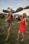 2008 Cartier International Polo Day, Guards Polo Club. Windsor.  July 27, 2008 in Windsor KELLY BROOK; SALLY GRIFFITHS, 2008 Cartier International Polo Day, Guards Polo Club. Windsor.  July 27, 2008 in Windsor *** Local Caption *** -DO NOT ARCHIVE-© Copyright Photograph by Dafydd Jones. 248 Clapham Rd. London SW9 0PZ. Tel 0207 820 0771. www.dafjones.com. -DO NOT ARCHIVE-© Copyright Photograph by Dafydd Jones. 248 Clapham Rd. London SW9 0PZ. Tel 0207 820 0771. www.dafjones.com.