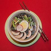 Japanese Chicken Ramen Soup