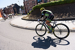 Rosella Ratto (Cylance Pro Cycling) - Flèche Wallonne Femmes - a 137km road race from starting and finishing in Huy on April 20, 2016 in Liege, Belgium.