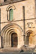 FRANCE, Saint Emilion<br /> The Eglise Collegiale (XII-XV century)