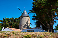 France, Vendée (85), Noirmoutier, la Gueriniere // France, Vendée, Noirmoutier, la Gueriniere