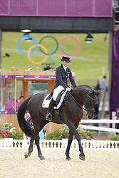 Schneider, Dorothee, Diva Royal<br /> London - Olympische Spiele 2012<br /> <br /> Grand Prix Special, Teamwertung<br /> © www.sportfotos-lafrentz.de/Stefan Lafrentz