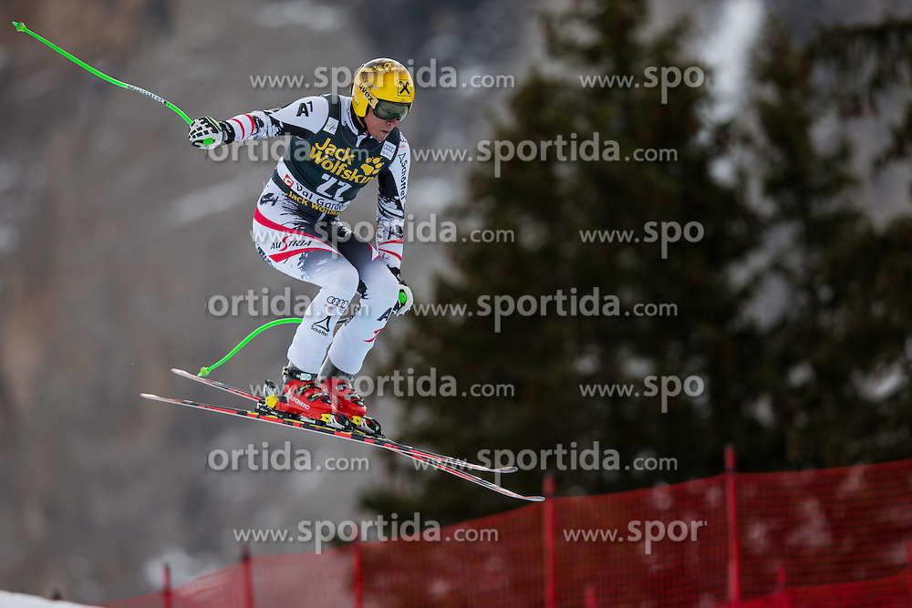 18.12.2013, Saslong, Groeden, ITA, FIS Ski Weltcup, Groeden, Abfahrt, Herren, 1. Traininglauf, im Bild Max Franz (AUT) // Max Franz of Austria in action during mens 1st downhill practice of the Groeden FIS Ski Alpine World Cup at the Saslong Course in Gardena, Italy on 2012/12/18. EXPA Pictures © 2013, PhotoCredit: EXPA/ Johann Groder