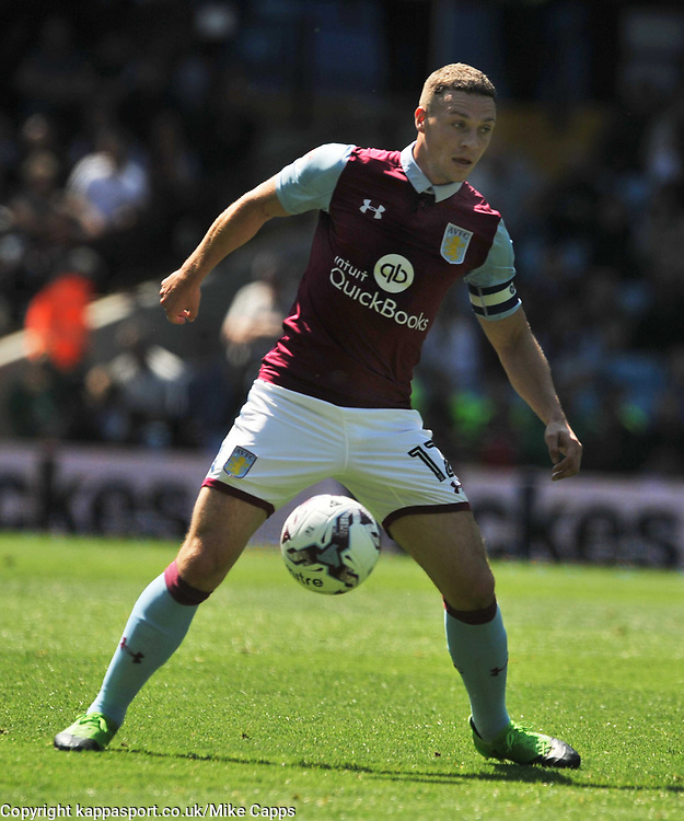 JAMES CHESTER ASTON VILLA, Aston Villa v Brighton &amp; Hove Albion Sky Bet Championship Villa Park, Brighton Promoted to Premiership Sunday 7th May 2017 Score 1-1 <br /> Photo:Mike Capps