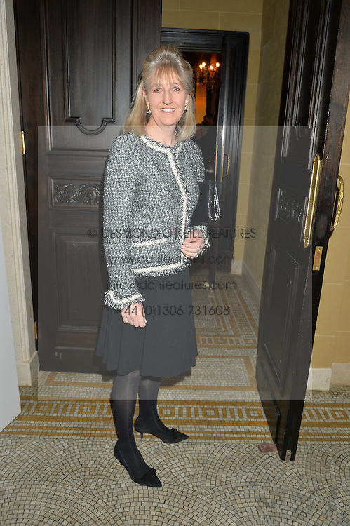 COUNTESS ALEXANDER OF TUNIS at a reception to celebrate the Debrett's 500 2015 - a recognition of Britain's 500 most influential people, held at The Club at The Cafe Royal, 68 Regent Street, London on 26th January 2015.