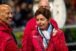 Theodorescu Monica, GER<br /> EC Rotterdam 2019<br /> © Hippo Foto - Sharon Vandeput<br /> 22/08/19