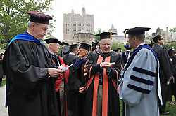 Yale University Commencement 2009 plus Congregation and Activities before the Ceremony on Cross Campus