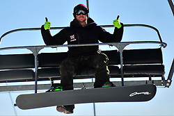 World Cup Banked Slalom at the 2016 IPC Snowboard Europa Cup Finals and World Cup