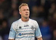 Jonas Henriksen (FC Helsingør) under kampen i 2. Division mellem FC Helsingør og B.93 den 20. september 2019 på Helsingør Ny Stadion (Foto: Claus Birch).