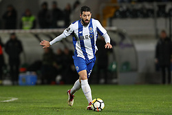 March 11, 2018 - Pacos Ferreira, Pacos Ferreira, Portugal - Porto's Brazilian defender Felipe in action during the Premier League 2017/18 match between Pacos Ferreira and FC Porto, at Mata Real Stadium in Pacos de Ferreira on March 11, 2018. (Credit Image: © Dpi/NurPhoto via ZUMA Press)