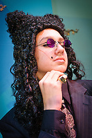 12/06/2011--Annapolis, MD--  Key School dress rehearsal of Molière's comedy, The Imaginary Invalid. © David Trozzo