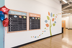 Tesco Extra, Rotherham, Yorkshire UK. The Eat Happy Kitchen offers free activities for teachers, youth leaders and parents to help children build a healthier, happier relationship with food