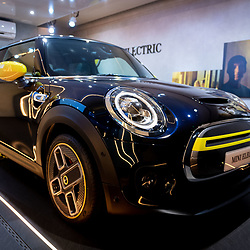 Electric Mini Cooper Reveal